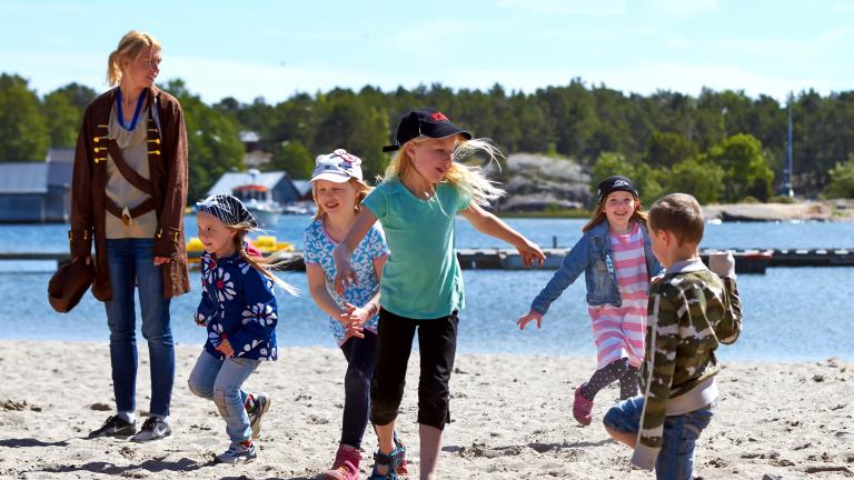 Activities in Käringsundissa