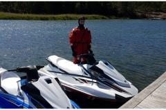 Jet Ski trip With your own guide.