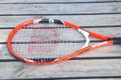 Tennismailat myös lapsille