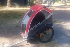 Burley pyörävaunu