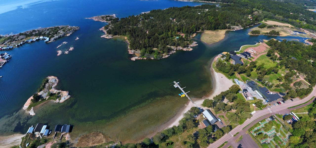 Virtual tour of Käringsund