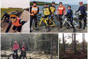 Cykling är suveränt på Åland