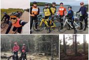 Pyöräily Ahvenanmaalla on huippulaadukasta