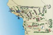 Käringsund Resort översiktskarta