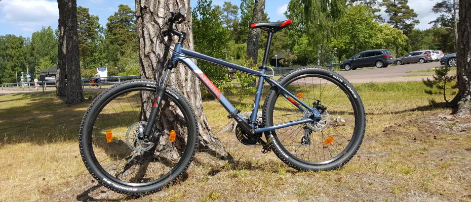 MTB, Racer or a traditional bike - the choice is yours