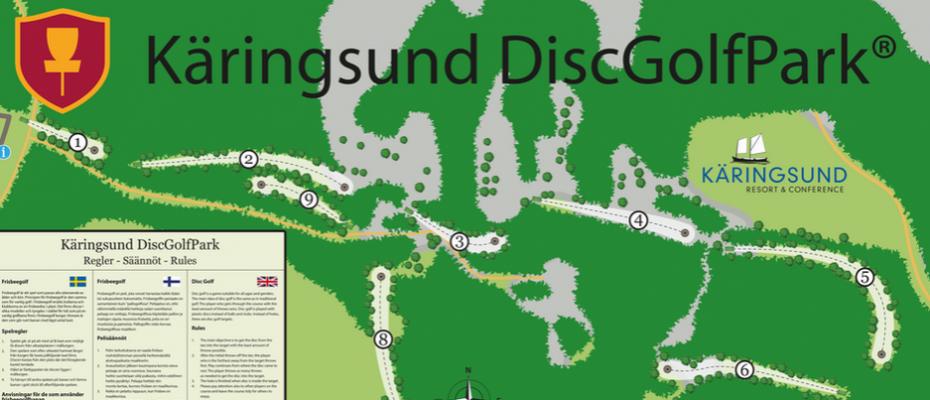 Käringsund Discgolf Park